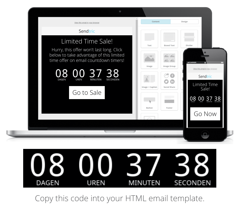 countdown timer marketing tool